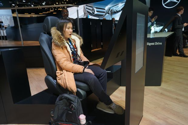 2017 Mercedes E Class Safety