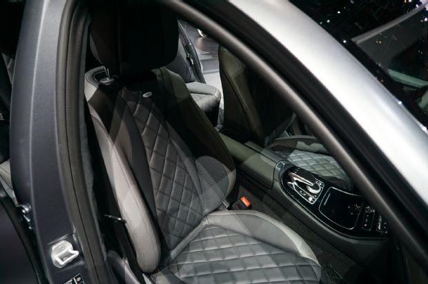 2017 Mercedes E Class Seat