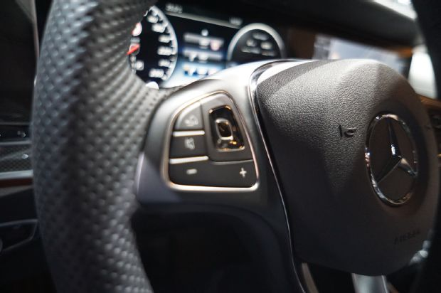 2017 Mercedes E Class Steering Wheel