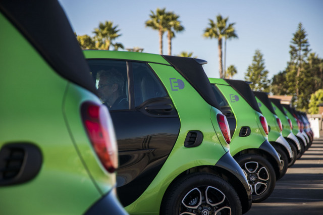 2018 Smart ForTwo Electric Drive Cabriolet, First Drive